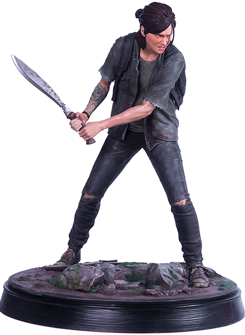 Gaming Heads Ellie Statue