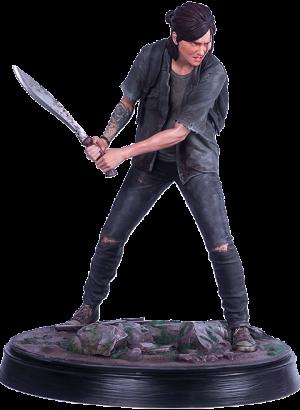 Ellie Statue