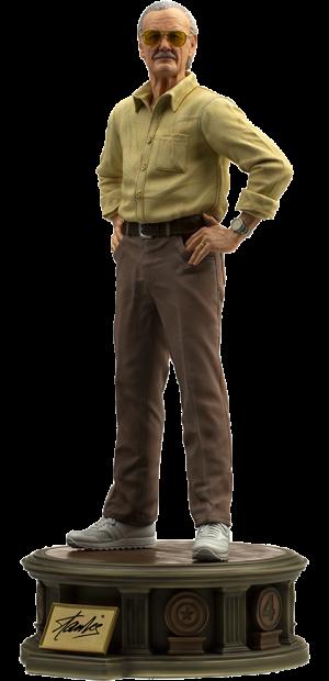 Stan Lee Pow! Statue