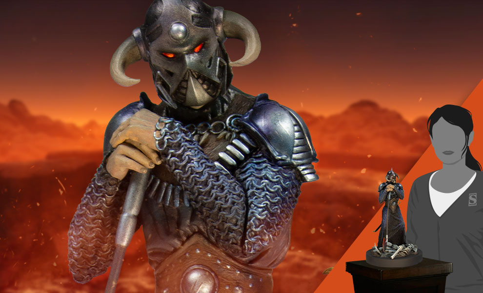 Gallery Feature Image of Death Dealer 3 Statue - Click to open image gallery