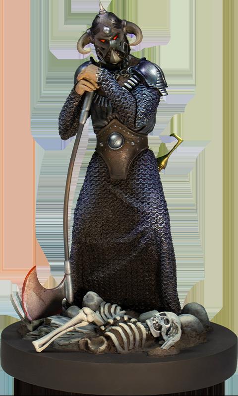 Quarantine Studio Death Dealer 3 Statue