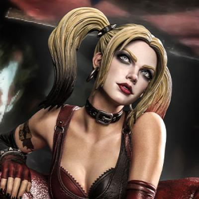 Harley Quinn (Deluxe Version)