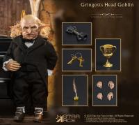 Gallery Image of Gringotts Head Goblin (Normal Version) Sixth Scale Figure