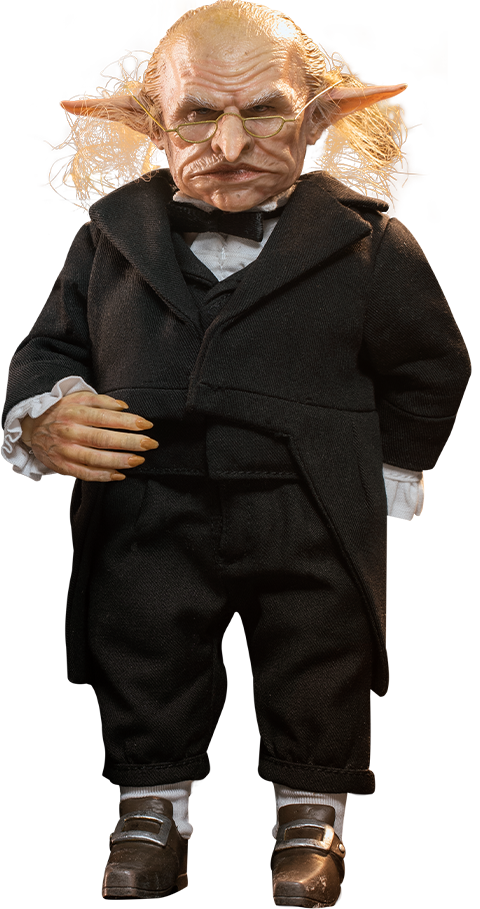 Star Ace Toys Ltd. Gringotts Head Goblin (Deluxe Version) Sixth Scale Figure