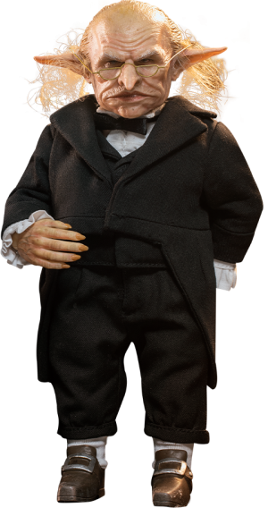 Gringotts Head Goblin (Deluxe Version) Sixth Scale Figure