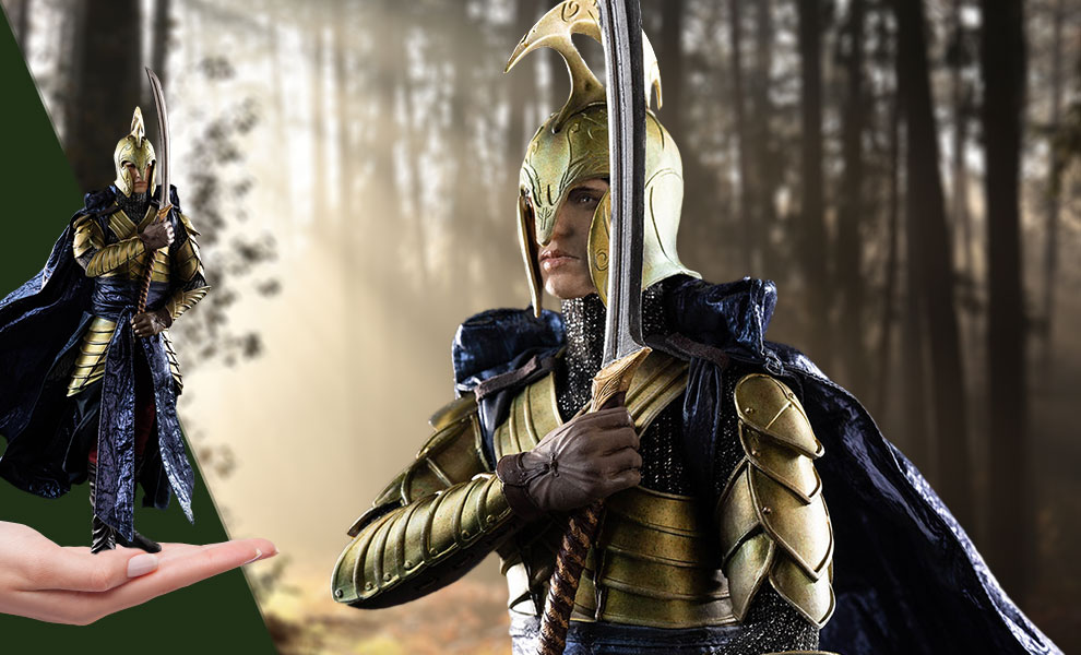 Gallery Feature Image of Elven Warrior Sixth Scale Figure - Click to open image gallery