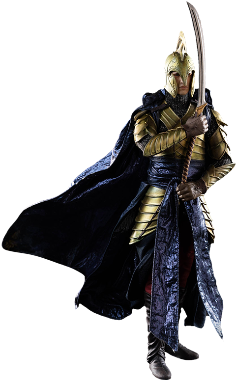 Asmus Collectible Toys Elven Warrior Sixth Scale Figure