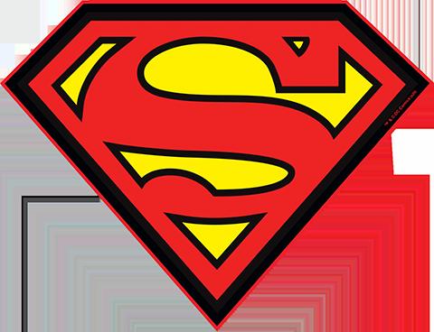 Brandlite Superman LED Logo Light (Large) Wall Light