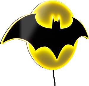 Batman LED Logo Light (Regular) Wall Light