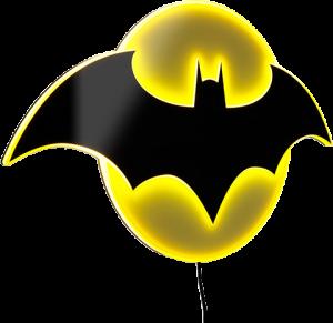 Batman LED Logo Light (Large) Wall Light