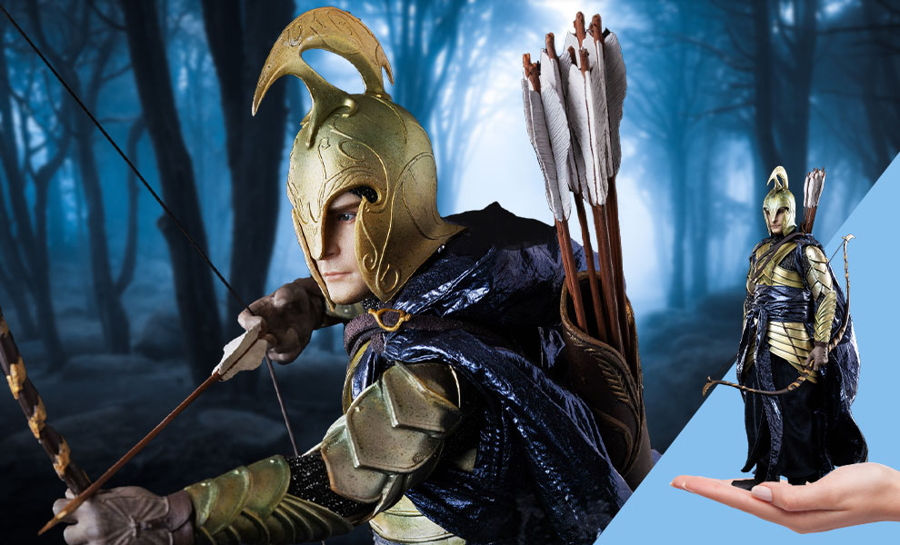 Gallery Feature Image of Elven Archer Sixth Scale Figure - Click to open image gallery