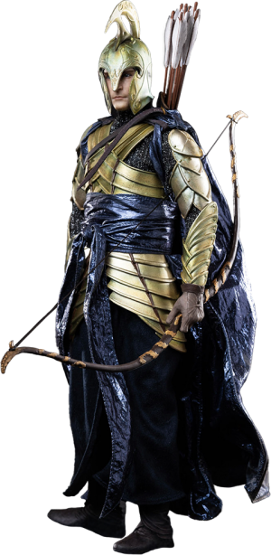 Elven Archer Sixth Scale Figure