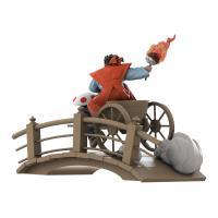 Gallery Image of Ukiyo-E Rickshaw Kart: Mushroom Shogun Collectible Figure