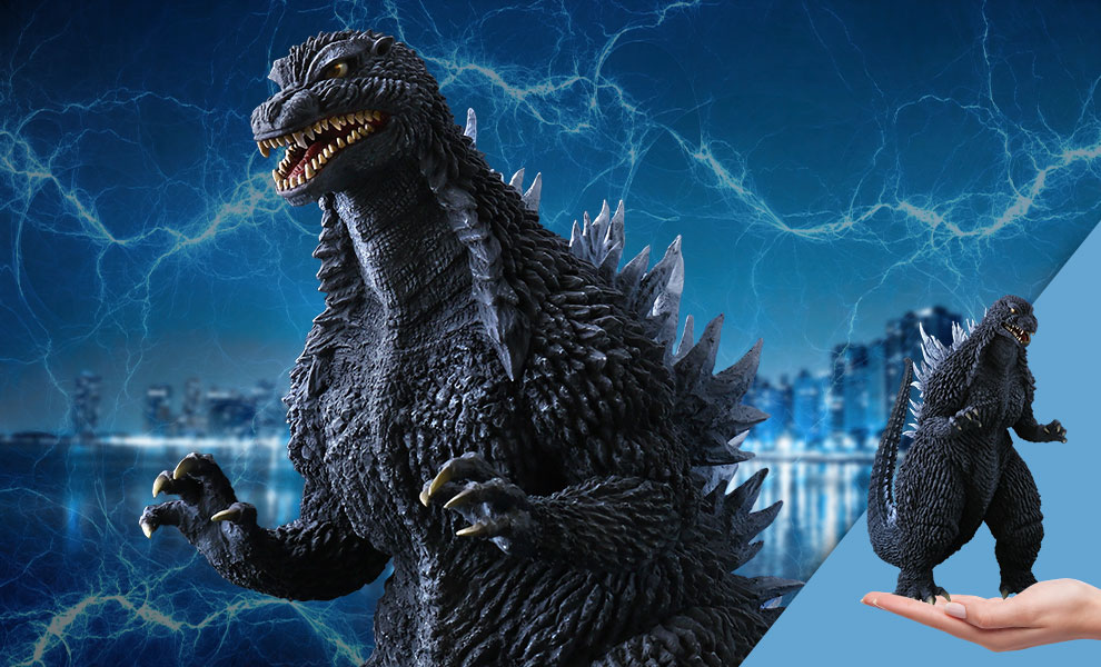Gallery Feature Image of Godzilla (2002) Collectible Figure - Click to open image gallery