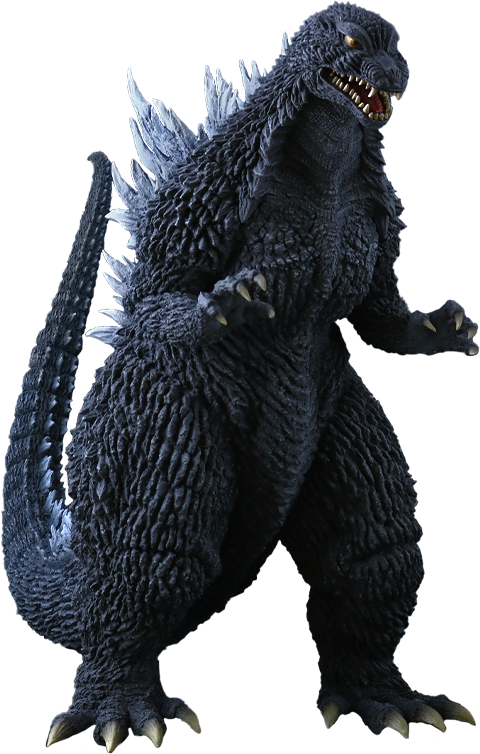 X-Plus Godzilla (2002) Collectible Figure
