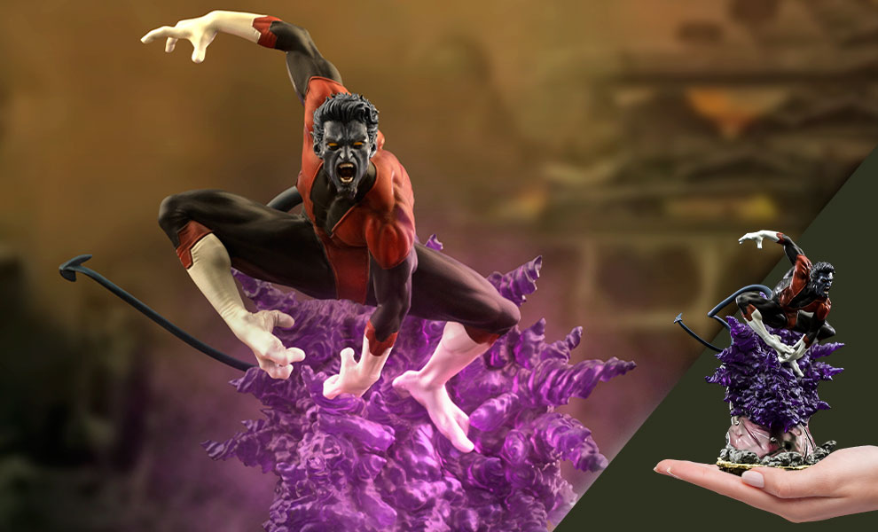 Gallery Feature Image of Nightcrawler 1:10 Scale Statue - Click to open image gallery