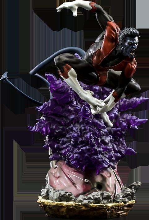 Iron Studios Nightcrawler 1:10 Scale Statue