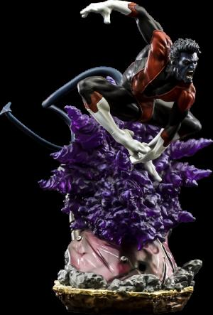 Nightcrawler 1:10 Scale Statue