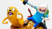 Gallery Image of Adventure Time Jake and Finn Polystone Statue
