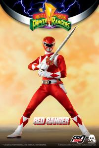 Gallery Image of Red Ranger Sixth Scale Figure
