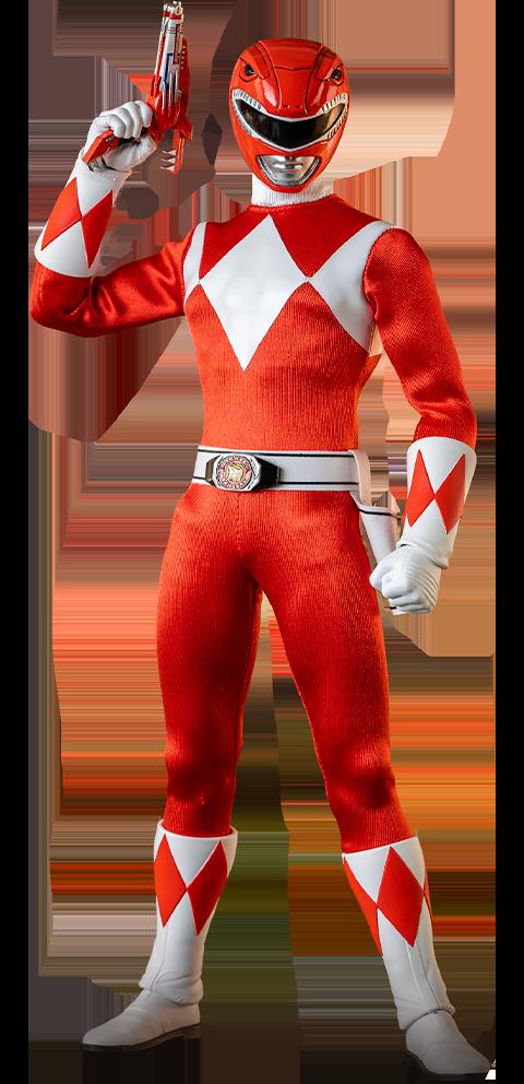 Threezero Red Ranger Sixth Scale Figure