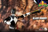 Gallery Image of Black Ranger Sixth Scale Figure