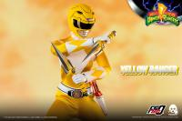 Gallery Image of Yellow Ranger Sixth Scale Figure