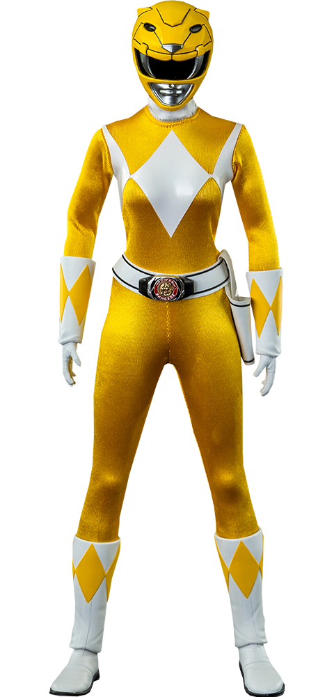 Threezero Yellow Ranger Sixth Scale Figure