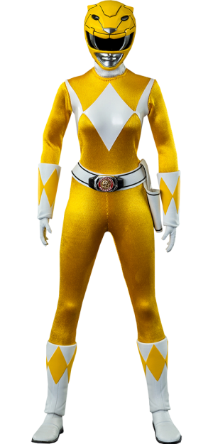 Yellow Ranger Sixth Scale Figure