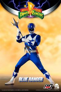 Gallery Image of Blue Ranger Sixth Scale Figure