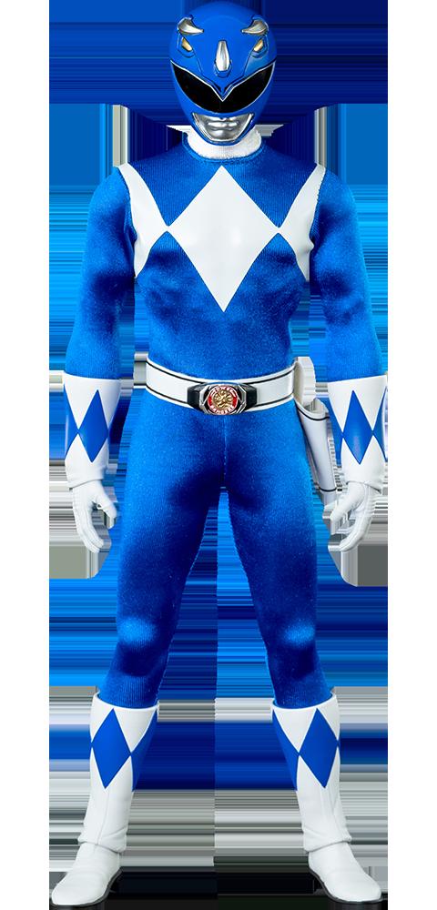 Threezero Blue Ranger Sixth Scale Figure