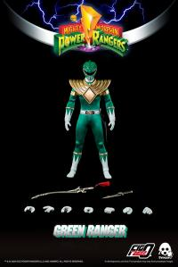 Gallery Image of Green Ranger Sixth Scale Figure