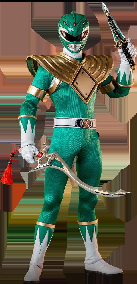Threezero Green Ranger Sixth Scale Figure