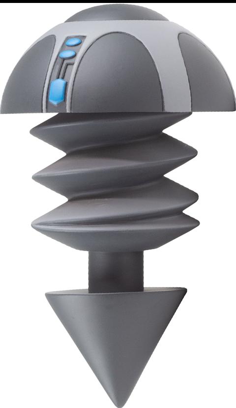 Mondo Iron Giant Bolt Life-Size Replica