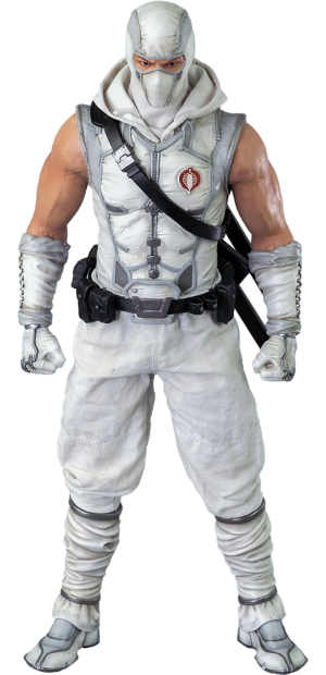 Storm Shadow Sixth Scale Figure