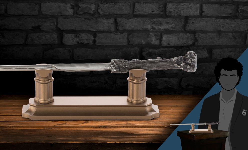 Gallery Feature Image of Harry Potter Wand Replica - Click to open image gallery