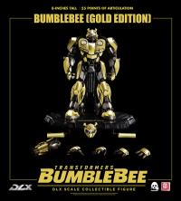 Gallery Image of Bumblebee DLX (Gold Edition) Collectible Figure