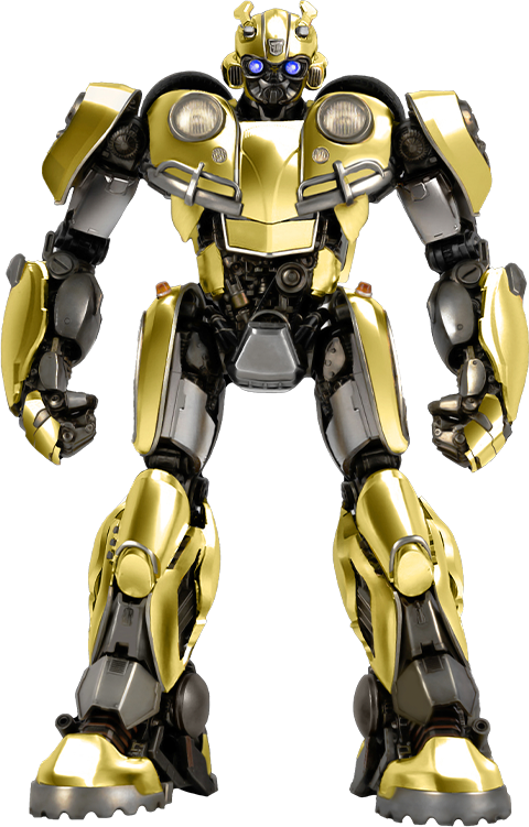 Threezero Bumblebee DLX (Gold Edition) Collectible Figure