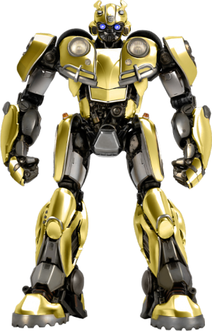 Bumblebee DLX (Gold Edition) Collectible Figure