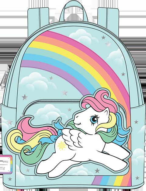 Loungefly My Little Pony Starshine Rainbow Mini Backpack Apparel