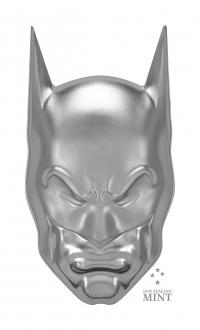 Gallery Image of Batman 2oz Silver Coin Silver Collectible