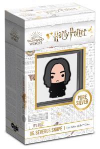 Gallery Image of Severus Snape™ 1oz Silver Coin Silver Collectible