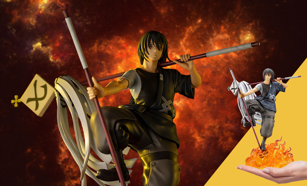 Gallery Feature Image of Shinmon Benimaru Statue - Click to open image gallery