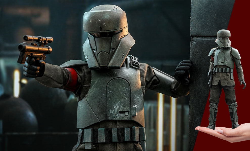 Gallery Feature Image of Transport Trooper™ Sixth Scale Figure - Click to open image gallery