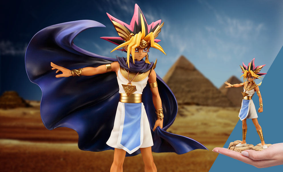 Gallery Feature Image of Atem Statue - Click to open image gallery
