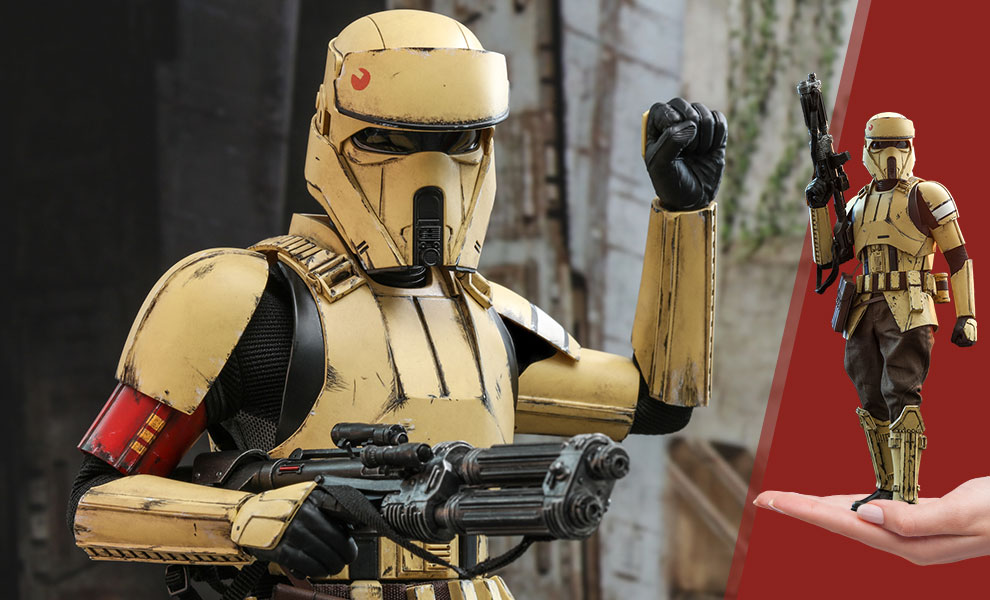Gallery Feature Image of Shoretrooper™ Sixth Scale Figure - Click to open image gallery