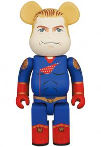 Gallery Image of Be@rbrick Homelander  400% Collectible Figure