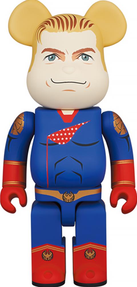 Medicom Toy Be@rbrick Homelander  400% Collectible Figure