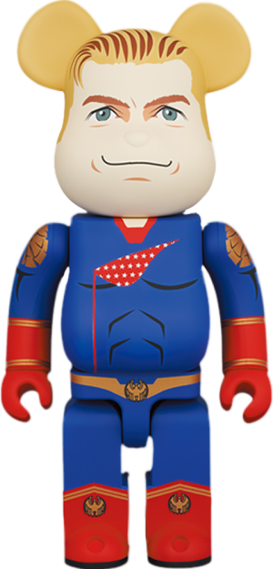 Be@rbrick Homelander  400% Collectible Figure