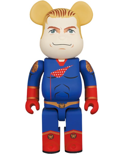 Medicom Toy Be@rbrick Homelander 1000% Collectible Figure